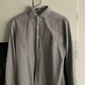 Polo Ralph Lauren Fleece-like button down